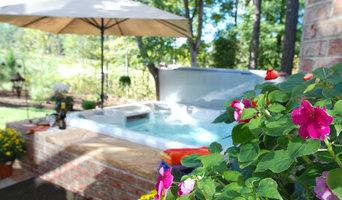 Hot Tub & Garden Patio