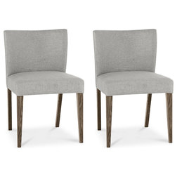 Contemporary Dining Chairs by Houzz