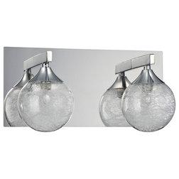 Contemporary Bathroom Vanity Lighting by Kendal Lighting