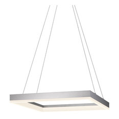 Square Modern Pendant Lighting