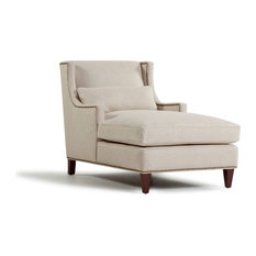 1st Avenue   Cressida Chaise Lounge   Indoor Chaise Lounge Chairs