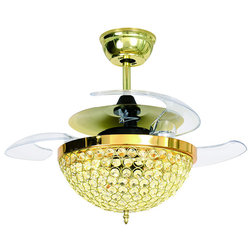 Good Contemporary Ceiling Fans by ParrotUncle