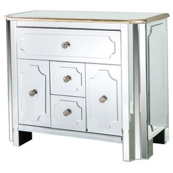 Contemporary Accent Chests And Cabinets by Statements by J