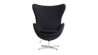 Кресло Egg Chair Black