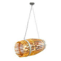 wine country craftsman craftsman catch wine barrel chandelier chandeliers