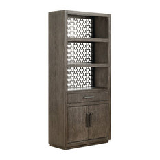 A.R.T. Home Furnishings Geode Tourmaline Door Bookcase