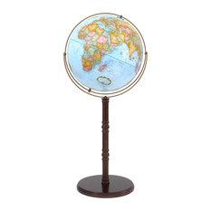Edinburgh Floor Globe