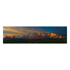 Fine Art Photograph, Sedona Sunset, Fine Art Paper Giclee