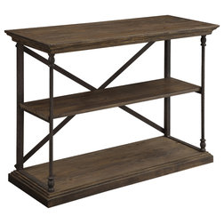 Traditional Console Tables by HedgeApple