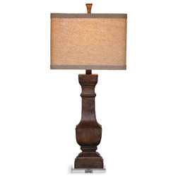 Epic Traditional Table Lamps Walden Table Lamp
