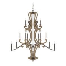 Capital Lighting Renaissance - Eighteen Light 2-Tier Chandelier