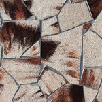 Delap flexible stone - Natural Stone Veneer Case Of 43.05 Sq Ft - Natural marble chips