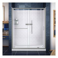 Dreamline Infinity Z Sliding Shower Door 30 X60 Base Right Dr