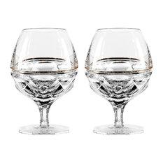 - Waterford - Elysian Brandy Glass Set 2pce - Liquor Glasses