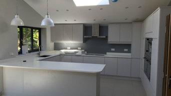 Open Plan Kitchen/Bathroom Extension