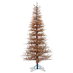 Contemporary Christmas Trees by Gerson Company
