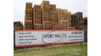 export pallets