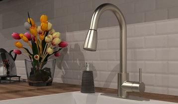Up to 50% Off the Ultimate Kitchen Sink and Faucet Sale