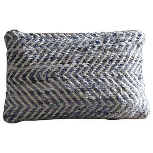 Ashley Pillow Set Of 4 Argos Blue White