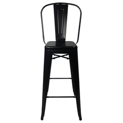 Industrial Bar Stools And Counter Stools by G*FURN