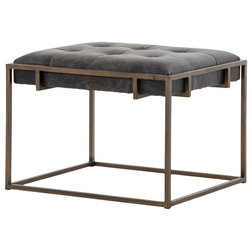 Transitional Footstools And Ottomans by The Khazana Home Austin Furniture Store