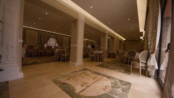 """Rifacimento ristorante Hotel """"Villa Lecchi"""""""