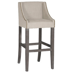 Transitional Bar Stools And Counter Stools by GABBY