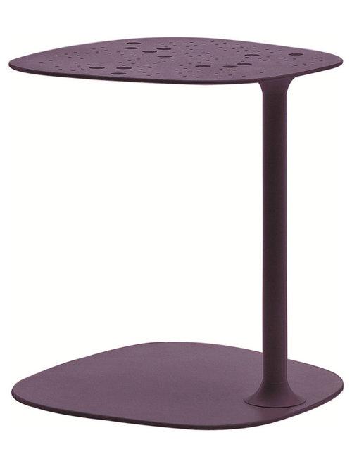 Aikana Sidobord H42cm, Plommon Lila - Sideborde & aflastningsborde