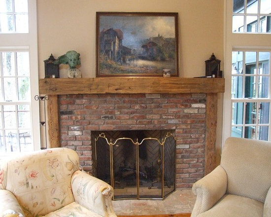 reclaimed mantels fireplace mantels
