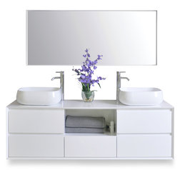 Contemporary Bathroom Vanities And Sink Consoles by Ancerre Designs