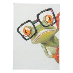 Moe's Home   Peeking Frog   Wall Decor
