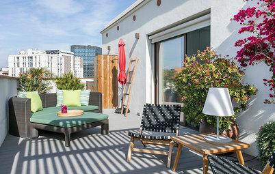 Balcones y terrazas: Un lugar para la esperanza y el encuentro