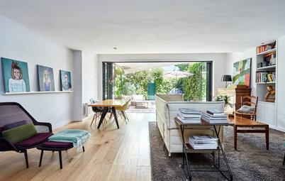 Casas Houzz: Un adosado 'verde' a las afueras de Madrid