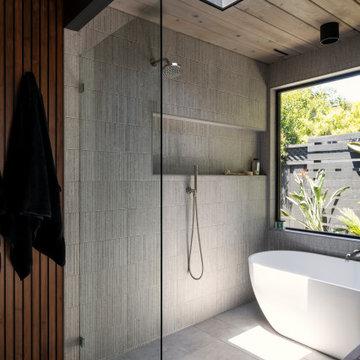 Los Altos Double A-Frame Eichler - Full Renovation