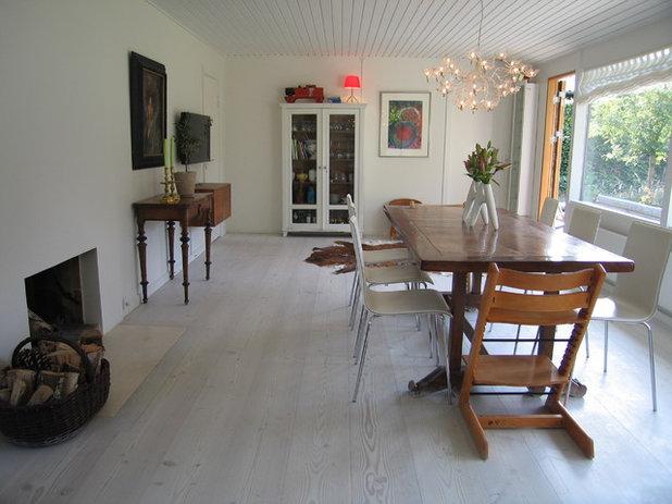Scandinavian Dining Room dining room