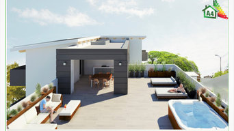 Cantiere in zona Palazzina