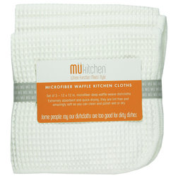 Contemporary Dish Towels by MUkitchen