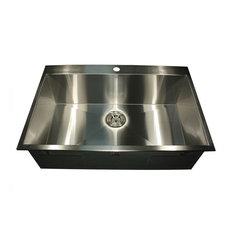 Industrial Kitchen Sinks Houzz