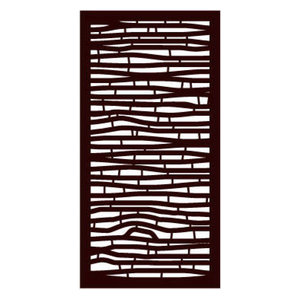 Bungalow Modular Decorative Screen Panels, Set of 4