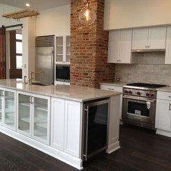 Loft Kitchen Remodel
