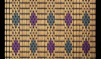 Création de rideaux en Buis