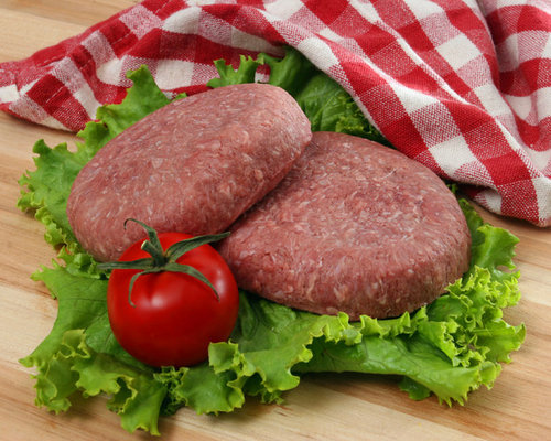Hamburger Patties - Products