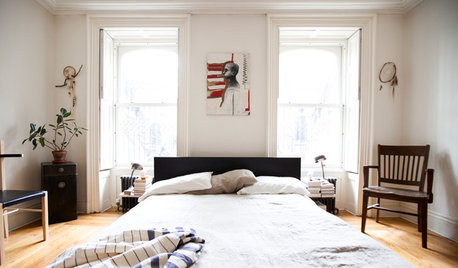 My Houzz: A Bright and Characterful One-bedroom Flat