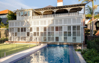Exterior Excellence: Inventive Ways with Screens