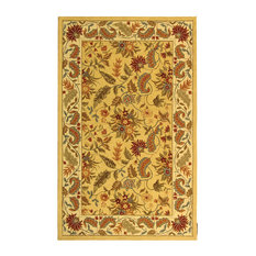 """Safavieh Chelsea Collection HK141 Rug, Ivory, 8'9""""x11'9"""""""