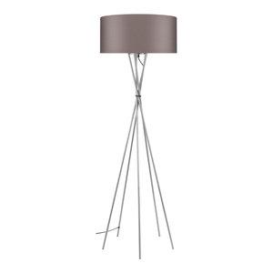 Lima Cotton Floor Lamp
