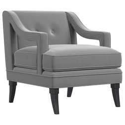 Transitional Armchairs And Accent Chairs by Houzz