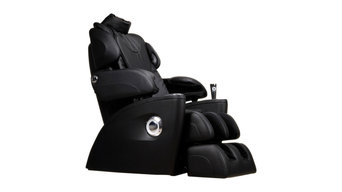 Black Ultra Feel Massage Chair