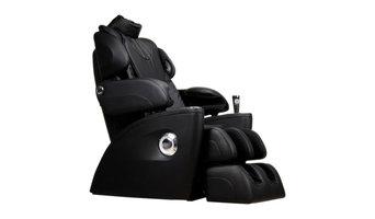 Black Ultra Feel Massage Chair