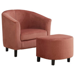 Contemporary Armchairs And Accent Chairs by HomeRoots